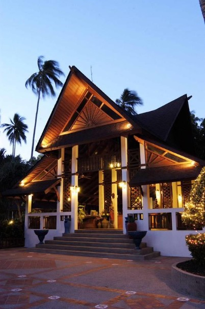 Bungalovy Holiday Inn Resort Phi Phi Island (fotografie 19)