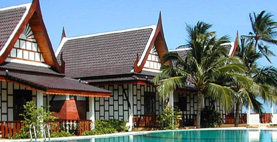 Hotel Thai Ayodhya Villas And Spa (fotografie 1)
