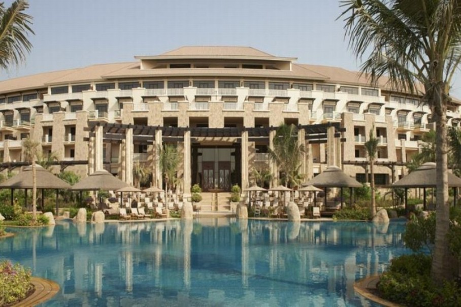 Hotel Sofitel The Palm Resort and Spa (fotografie 15)