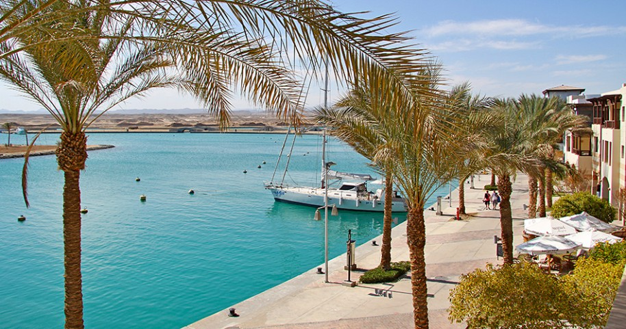 Hotel Sunrise Marina Resort Port Ghalib (fotografie 18)