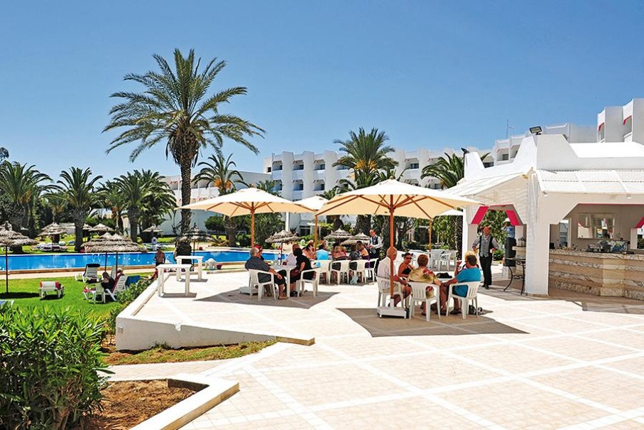 Hotel Palm Beach Club Hammamet (fotografie 10)