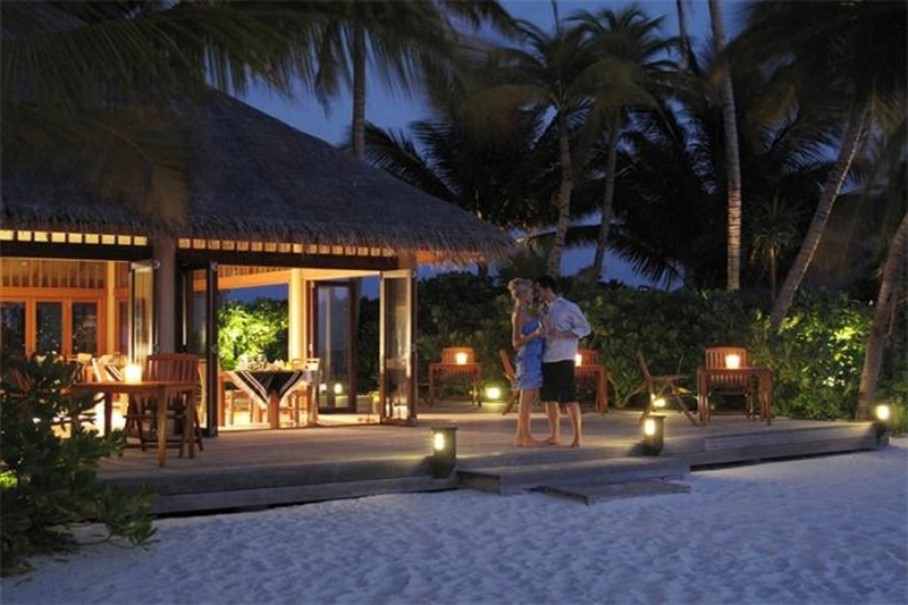Hotel Veligandu Island Resort and Spa (fotografie 6)