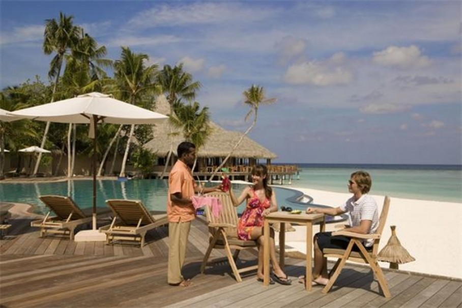 Hotel Veligandu Island Resort and Spa (fotografie 19)