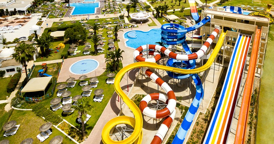 Magic Hotel Venus Beach & Aquapark (fotografie 20)