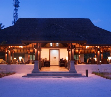 Komplex Olhuveli Beach & Spa Resort