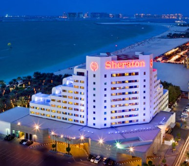Hotel Sheraton Jumeirah Beach & Towers