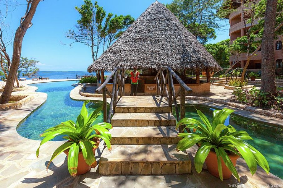 Hotel a bungalovy The Sands at Chale Island (fotografie 4)