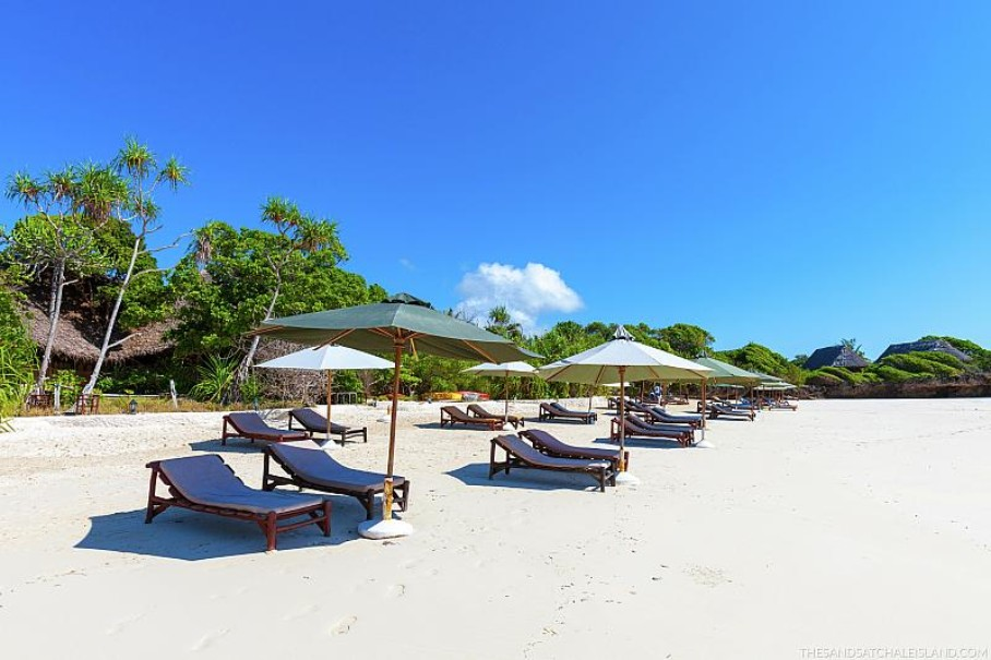 Hotel a bungalovy The Sands at Chale Island (fotografie 11)