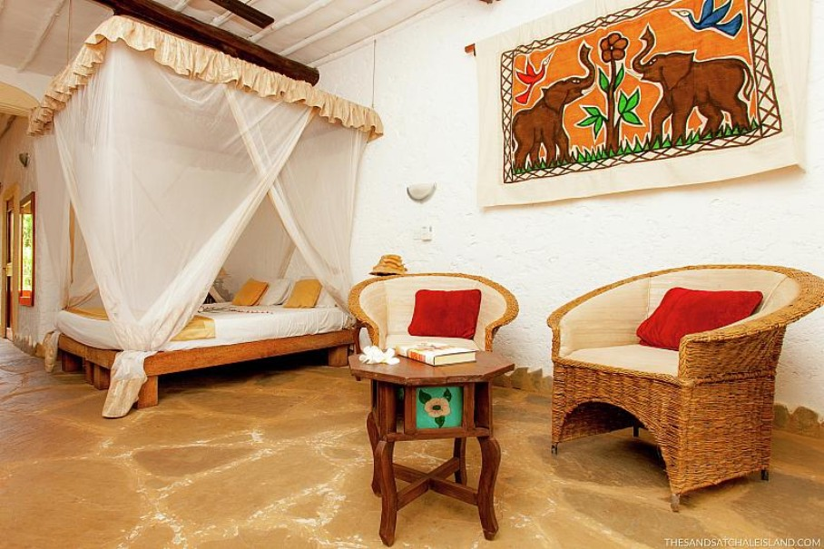 Hotel a bungalovy The Sands at Chale Island (fotografie 14)