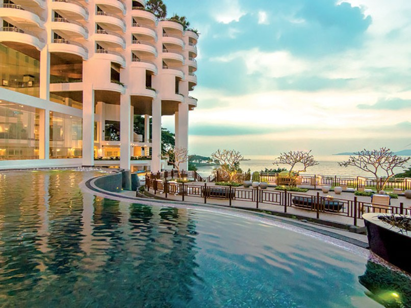 Royal Cliff Beach Hotel/Bangkok Palace (fotografie 21)