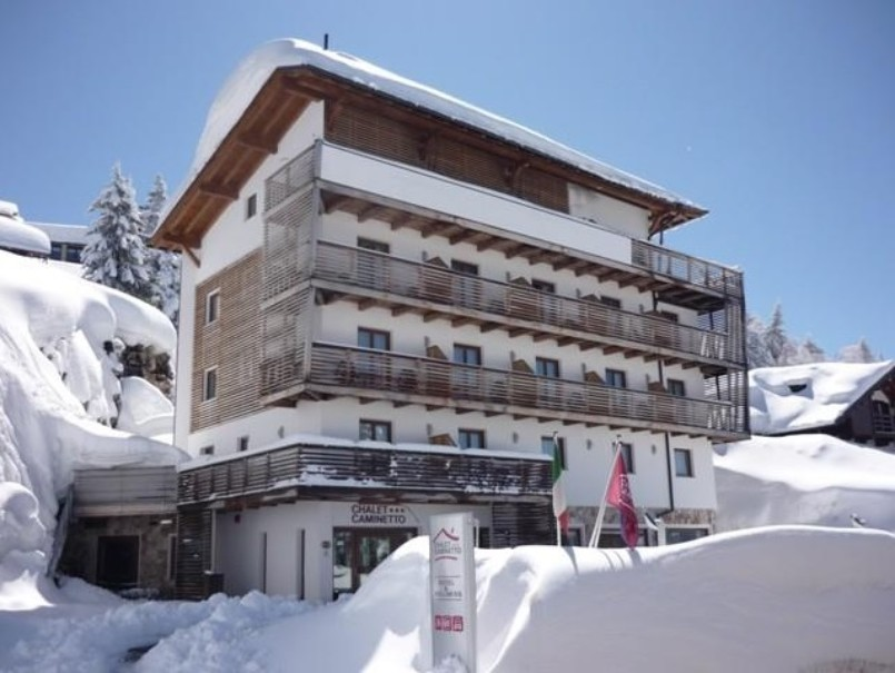 Hotel Chalet Caminetto (fotografie 2)