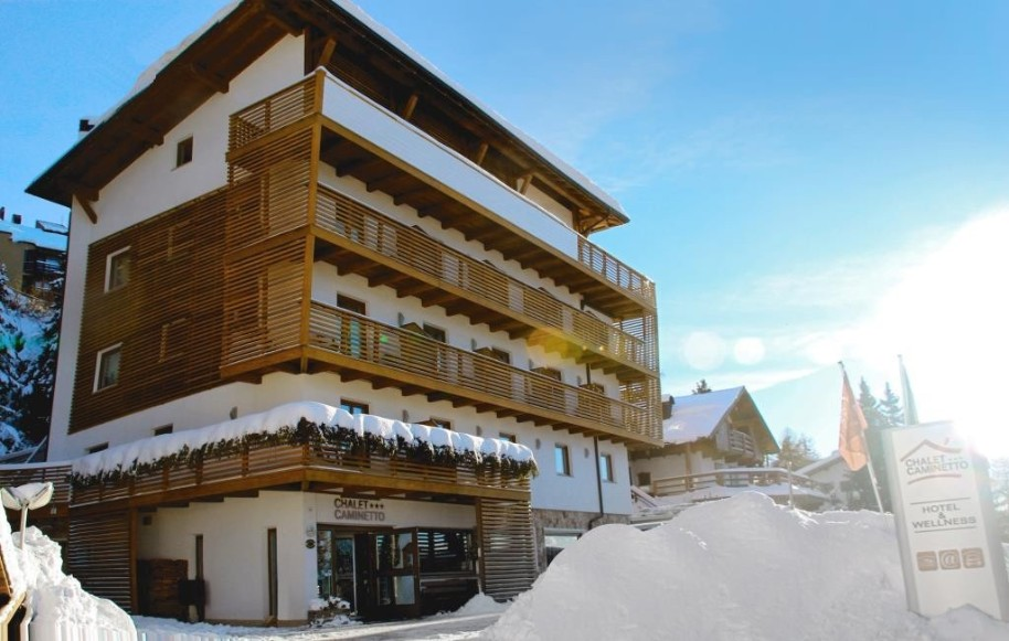 Hotel Chalet Caminetto (fotografie 18)