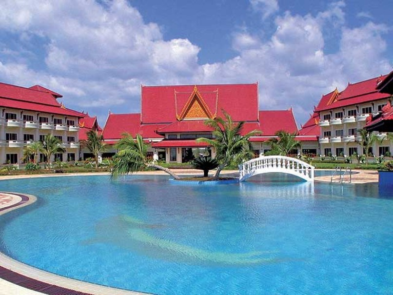 Hotel Sokha Beach Resort (fotografie 4)