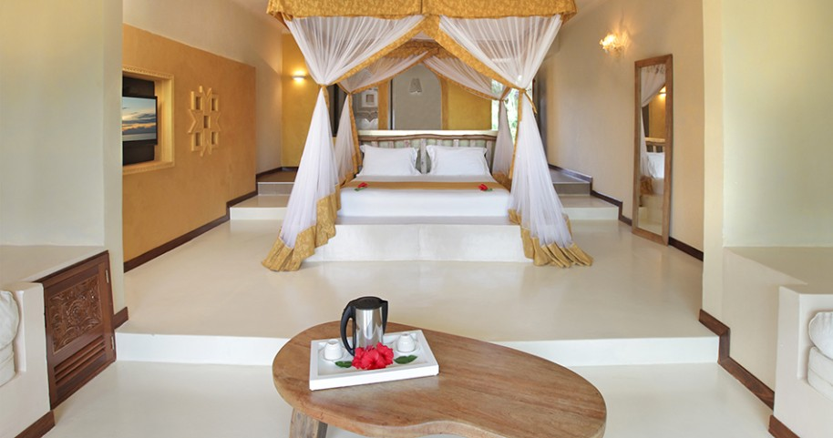 Hotel Gold Zanzibar Beach House & Spa (fotografie 2)