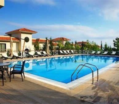 Hotel Korineum Golf And Beach Resort