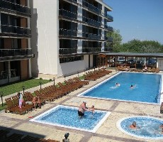 Hotel Pomorie Bay Apartments & Spa