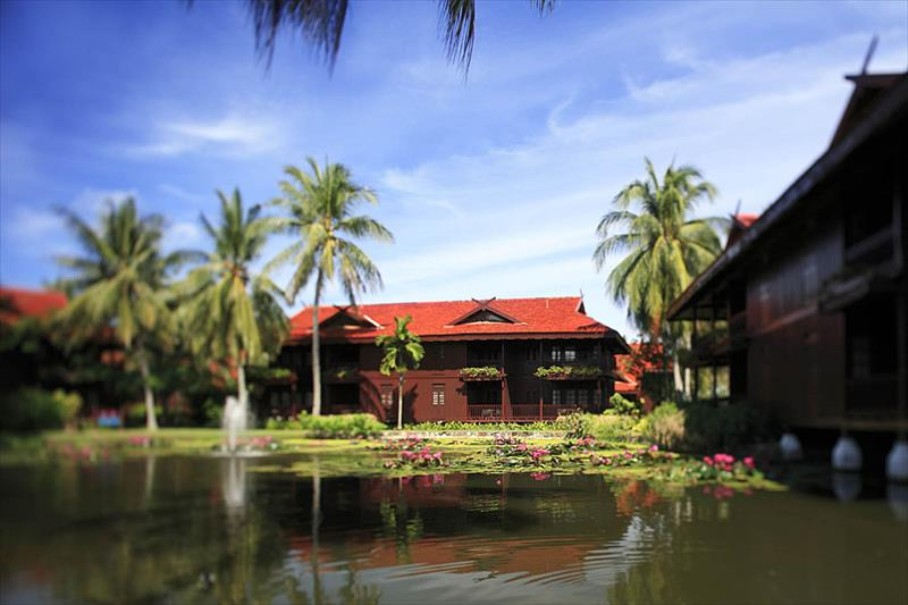 Hotel Meritus Pelangi Beach Resort and Spa (fotografie 16)