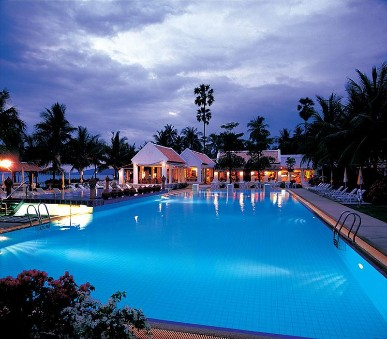 Hotel Samui Palm Beach Resort