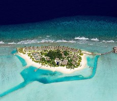 Hotel Naladhu Private Island Maldives