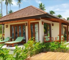Hotel Centra Coconut Beach Resort Samui