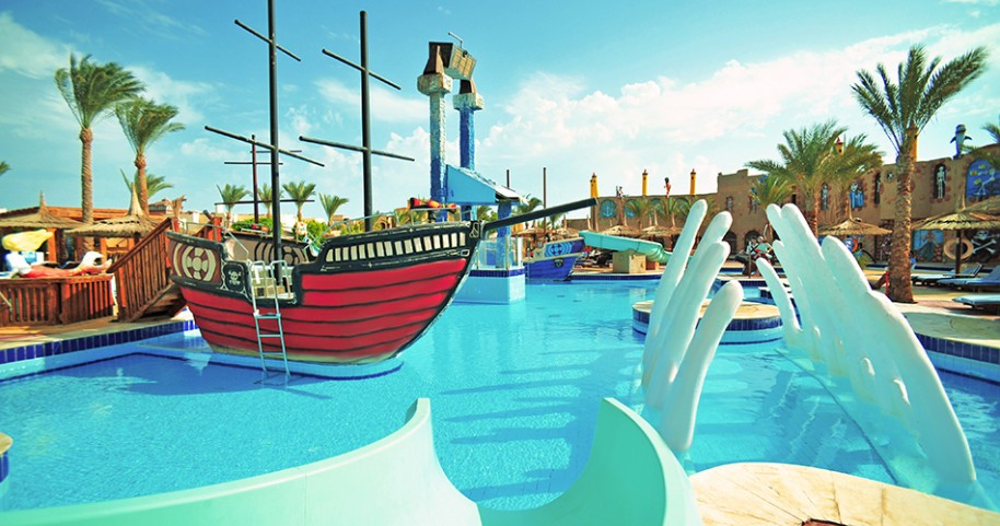 Hotel Sea Beach Resort & Aquapark (fotografie 5)
