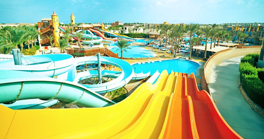 Hotel Sea Beach Resort & Aquapark (fotografie 1)