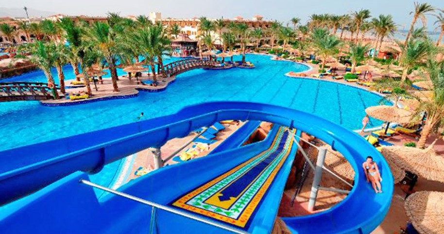 Hotel Sea Beach Resort & Aquapark (fotografie 10)
