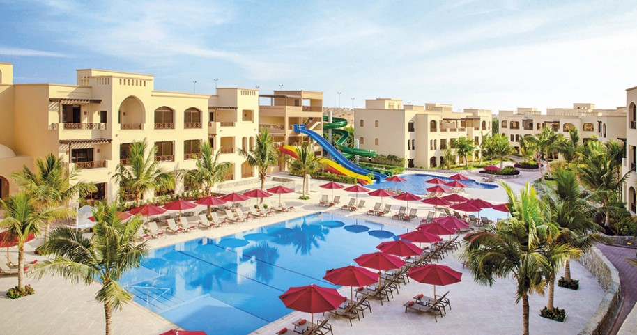 Hotel The Village At Cove Rotana Resort (fotografie 1)