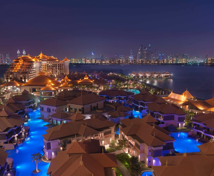 Hotel a vilky Anantara The Palm Dubai Resort (fotografie 8)
