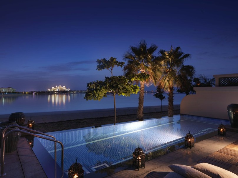Hotel a vilky Anantara The Palm Dubai Resort (fotografie 28)
