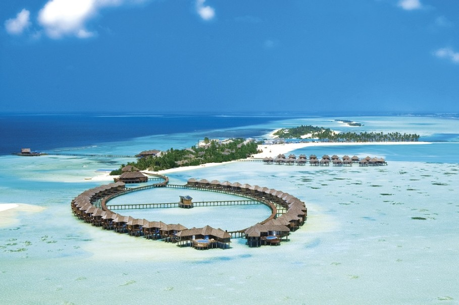 Hotel Olhuveli Beach & Spa Resort (fotografie 1)