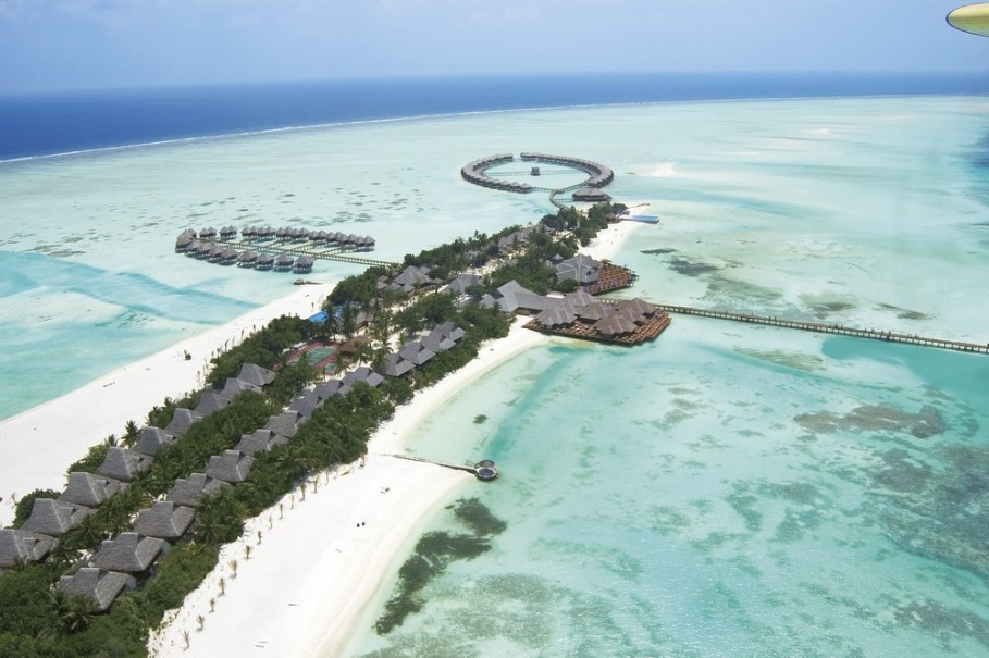 Hotel Olhuveli Beach & Spa Resort (fotografie 2)
