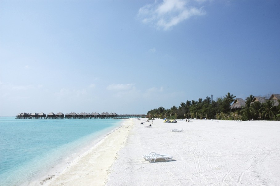 Hotel Olhuveli Beach & Spa Resort (fotografie 3)