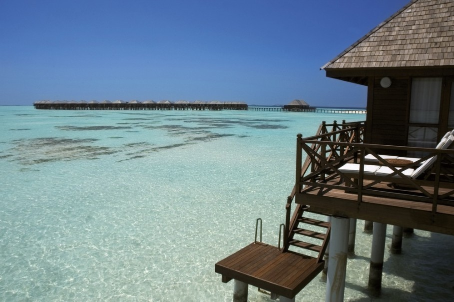 Hotel Olhuveli Beach & Spa Resort (fotografie 7)