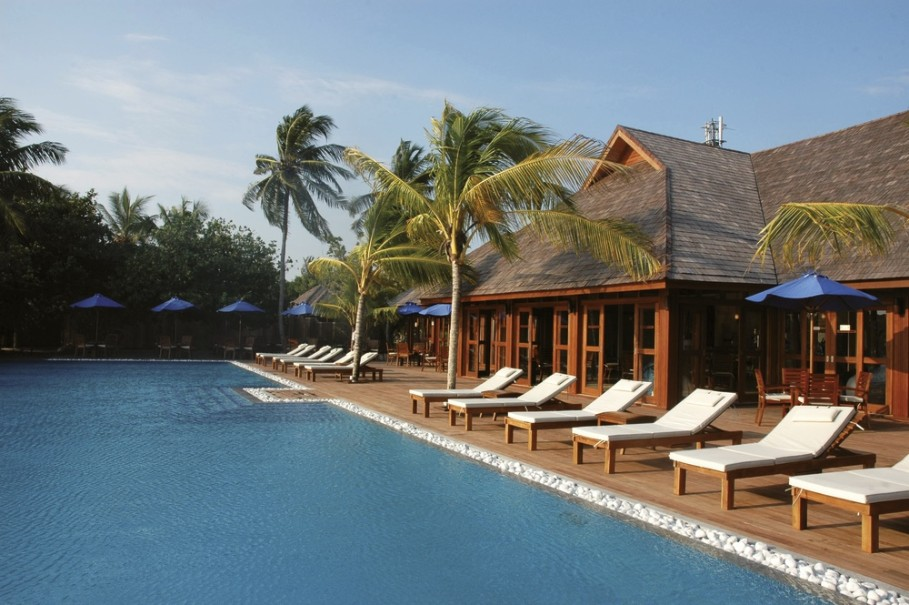 Hotel Olhuveli Beach & Spa Resort (fotografie 9)