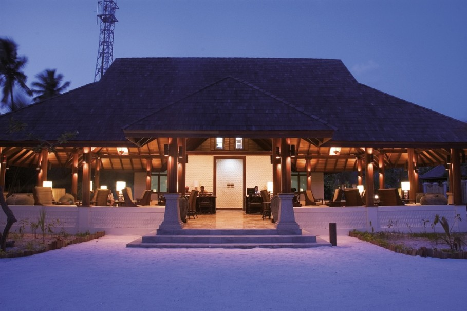 Hotel Olhuveli Beach & Spa Resort (fotografie 12)