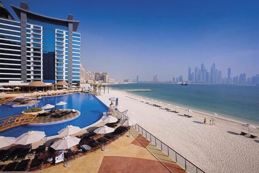 Hotel Dukes Dubai The Palm (fotografie 6)