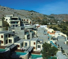 Lindos Blu Luxury Hotel and Suites