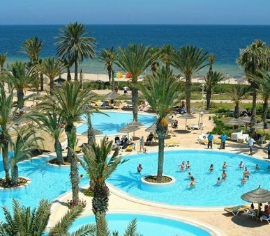 Hotel Houda Golf and Beach