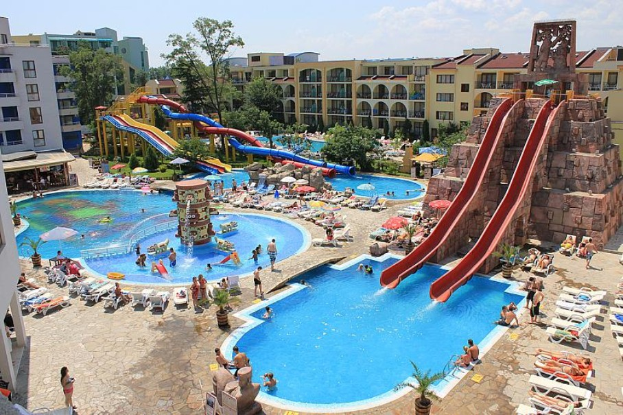 Hotel Kuban Resort & Aquapark (fotografie 1)