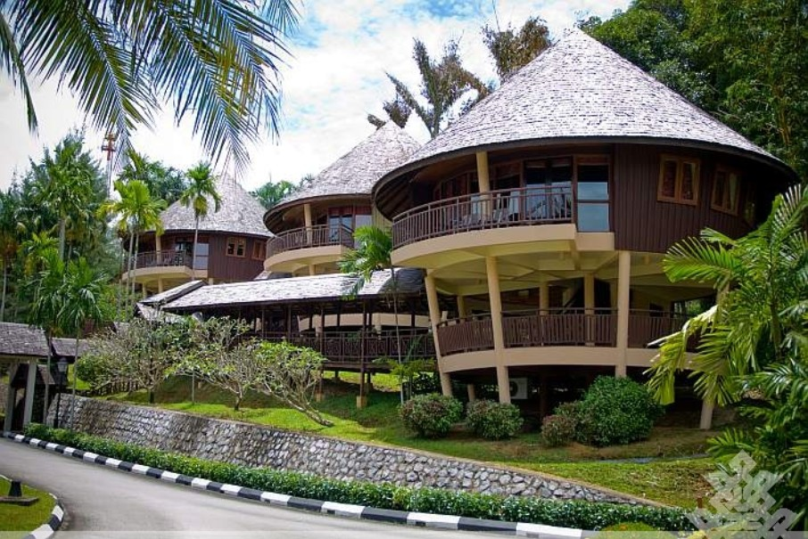 Hotel Damai Beach Resort (fotografie 8)