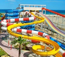Tunisko-Venus Beach & Aquapark
