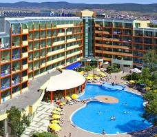 Bulharsko-Dit Majestic Beach Resort