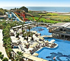 Turecko-Sunmelia Beach Resort Hotel & Spa
