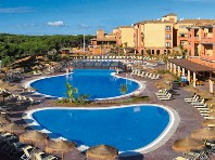 Hotel Barceló Punta Umbría Resort – Dunas / Enebra Polopenze