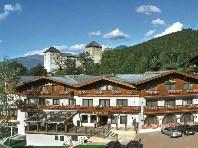 Hotel zur Burg Snídaně