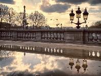 Silvestrovská pohodová Paříž Dle programu