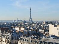Paříž - město mnoha tváří Dle programu