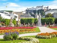 Poznávací Salzburg Dle programu
