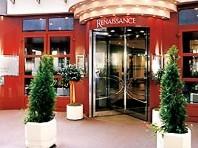 Hotel Renaissance Wien Snídaně